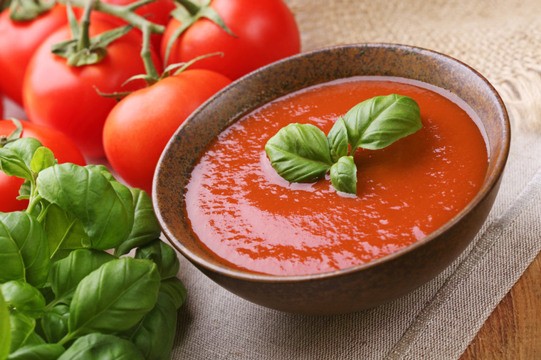 Literature review on soup spoilage